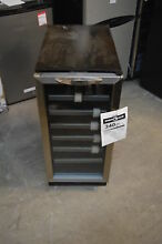 Danby DWC1534BLS 15  Stainless Built In Wine Cooler T 2 NOB  13591
