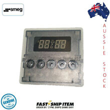 GENUINE SMEG OVEN ELECTRONIC PROGRAMMER TIMER CLOCK CSA19  AU SAME DAY SHIPPING