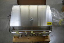 DCS BH136RL 36  Stainless Built In Liquid Propane Gas Grill NOB  28533 HL