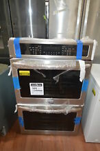 Frigidaire FGET3065PF 30  Stainless Double Electric Wall Oven NOB  27803 HL