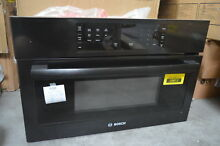 Bosch 500 HMB50162UC 30  Black 950W Built In Microwave Oven NOB  28757