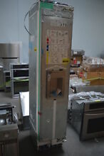 Thermador Freedom T18ID800RP 18  Built In Freezer Column Custom Panel NOB  28776