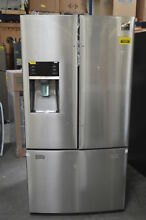 Samsung RF28HFEDBSR 36  Stainless French Door Refrigerator NOB  28802 HL