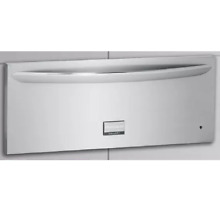 Frigidaire FGWD3065PF 30  Stainless Warming Drawer 1 6 Cu Ft NOB  28906 HL