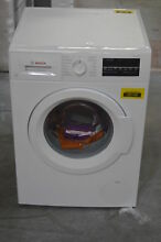 Bosch WAT28400UC 24  White Front Load Washer NOB  28991 HL