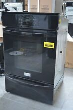 Frigidaire FFGW2425QB 24  Black Built In Single Gas Wall Oven NOB  29043
