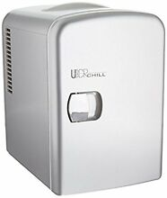 Uber Appliance UB CH1 Uber Chill Mini Fridge 6 can portable Thermoelectric and