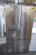 GE GFD28GSLSS 36  Stainless French Door Door in Door Refrigerator NOB  29164 CLW