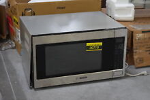 Bosch HMB5051 24  Stainless Built In 1200W Microwave NOB  29384