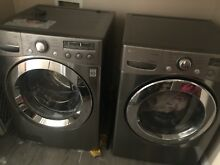 LG Washer   Dryer A Set  Front Load