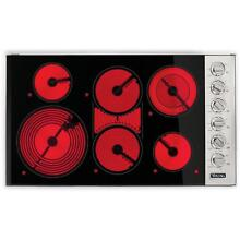 Viking VEC5366BSB 36  Stainless Electric Smoothtop Cooktop 6 Element  29531