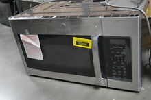 GE JVM6175SKSS 30  Stainless Over The Range Microwave NOB  29622 CLW