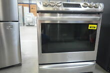 LG LSE4613ST 30  Stainless Slide In Convection Oven Electric Range  29545