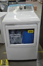 GE GTD75ECSL0WS 27  White Front Load Electric Dryer NOB  29662 CLW