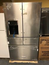 KitchenAid KRMF706ESS 36  Stainless French Door Refrigerator NOB  27933 HL