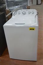 GE GTW460ASJWW 27  Top Load 4 2 cu  ft  High Efficiency Washer White  29677