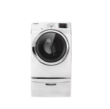 Samsung DV511AGW 27  White Front Load Gas Dryer NIB  8483 WLK