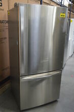 Kenmore Elite 79043  33  Stainless 24 1 cuft  Bottom Freezer Refrigerator  29584