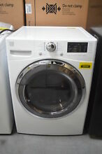 Kenmore 81382 27  White Front Load 7 4 cu  ft  Steam Electric Dryer  29589 CLW