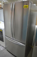 Kenmore 74015 36  Stainless French Door FingerPrint Resistant Refrigerator 29653