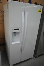 Kenmore 51822 33  White Side By Side Water Ice Dispenser Refrigerator  29587