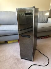 Wine Enthusiast Silent 18 Bottle Dual Zone Slimline Wine Refrigerator