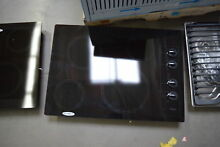 Whirlpool W5CE3024XB 30  Black Electric Smoothtop Cooktop NOB  29868 MAD