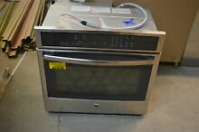 GE PT9050SFSS 30  Stainless Single Electric Wall Oven NOB  13789