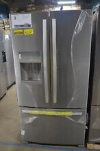 Whirlpool WRF555SDFZ 36  Stainless French Door Refrigerator NOB  18617 MAD