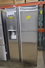 Samsung RH29H9000SR 36  Stainless Side by Side Refrigerator NOB  21546 MAD
