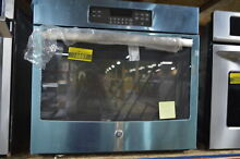 GE JT3000SFSS 30  Stainless Electric Single Wall Oven NOB  15887 MAD