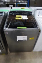 Whirlpool WTW8500DC 28  Chrome Shadow Top Load Washer NOB  20517 CLW