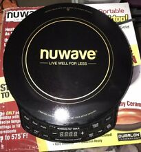 NuWave 30532 Pic Flex Precision Induction Cooktop With Box Used Once