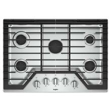 Whirlpool WCG77US0HS 30  Stainless Gas Cooktop 5 Burner  30087 HRT