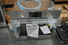 Bosch 500 HBL5351UC 30  Single SelfClean Electric Wall Oven Stainless  29943 HRT