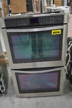 Whirlpool WOD51EC0AS 30  Stainless Double Electric Wall Oven  30174 HRT