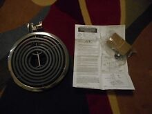 GE Hotpoint Kenmore 8 inch Burner Range Stove WB30X354 Vintage Made in USA