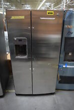 GE GSE25GSHSS 36  Stainless Side By Side Refrigerator  30050 HRT