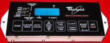 Whirlpool Oven Electronic Control Board   Part   8053157  6610156