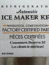 Refrigerator Whirlpool Ice Maker Kit 4317943