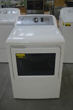 GE GTD65EBSJWS 27  White Front Load Electric Dryer NOB  28383 CLW