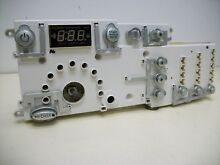 GE Washer Interface Control Board WH12X10303 WH12X10355