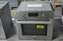 Bertazzoni PROFS24XV 24  Single Wall Oven Stainless Steel  30314 HRT