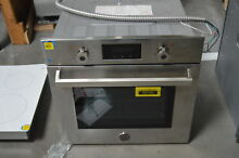 Bertazzoni PROFS24XV 24  Stainless Electric Single Wall Oven  30313 HRT