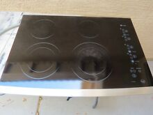 GE PROFILE P950S0K1SS 30  TOUCH CONTROL COOKTOP