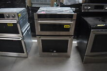 KitchenAid KOCE500ESS 30  Stainless Microwave Combination Oven NOB  30446 HRT