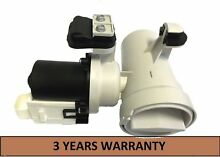 OEM Whirlpool Maytag 280187 Washer Pump Assembly 285998 8181684 8182819 8182821
