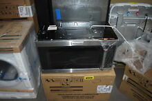 KitchenAid KMHS120ESS 30  Stainless Over The Range Microwave NOB  30517 HRT