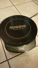 Nuwave Pic Gold Precision Induction Portable Cooktop Model 30242   NEW 1500 Watt