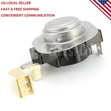 3977767 Dryer Thermostat replacement for Whirlpool   Kenmore Dryer